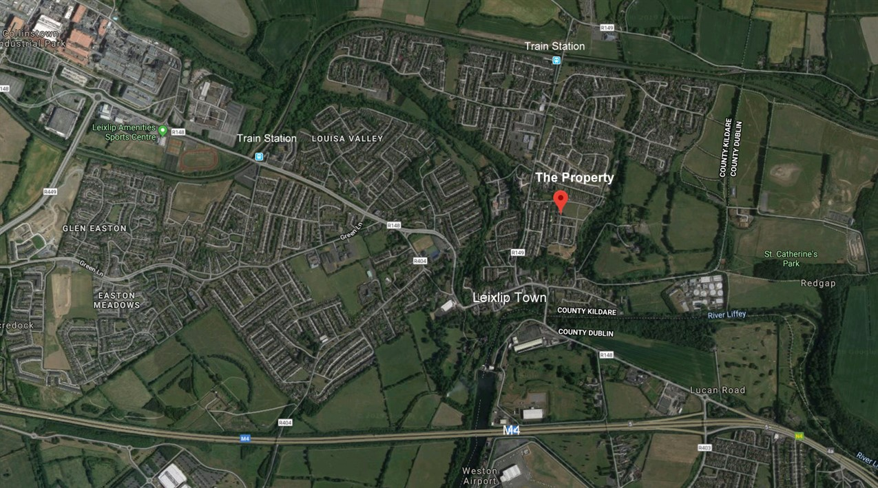 Leixlip to Limerick - 6 ways to travel via train, line 139 bus, and