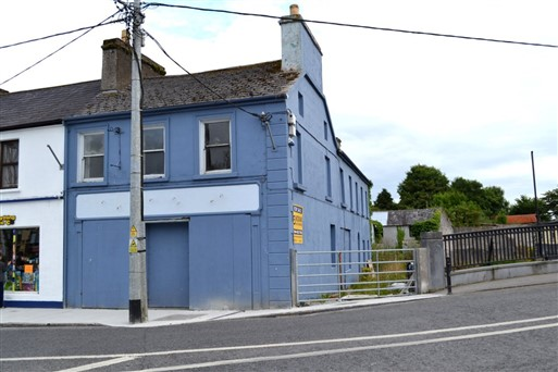 Prime Riverside Opportunity ( Fomally Durkans Residential Licensed Premises), Charlestown, Co. Mayo