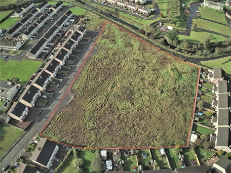 Valuable Development Land, Cherrington Place, Springfield, Castlebar, Co. Mayo