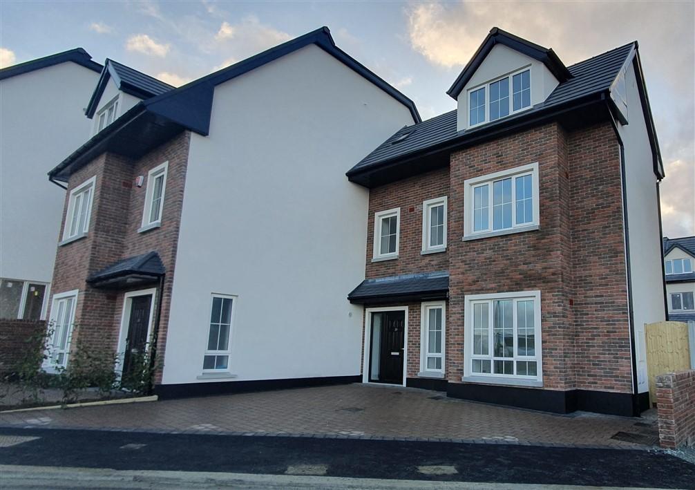 Green Lane Manor, Rathcoole, Co.Dublin – Type B 4 Bedroom Semi-detached