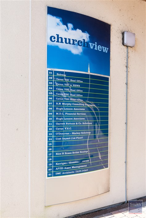 20 Church View Square, Church Street, Cavan, Co. Cavan