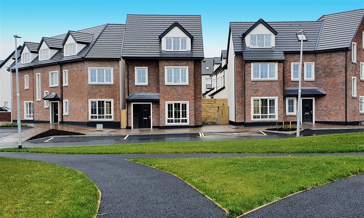 Green Lane Manor, Rathcoole, Co. Dublin Type A1 – 5 Bedroom Detached