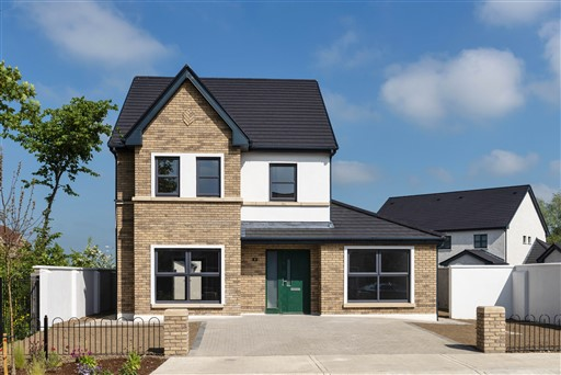The Riverside, Kilcock, Co. Kildare – 4 Bed Detached
