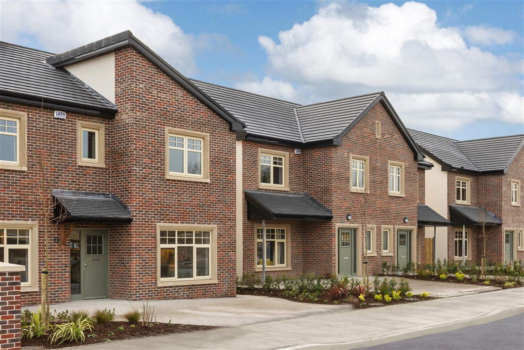 Abbottfield, Clane, Co. Kildare – 3 Bed End Of Terrace 1,513 Sq.ft.