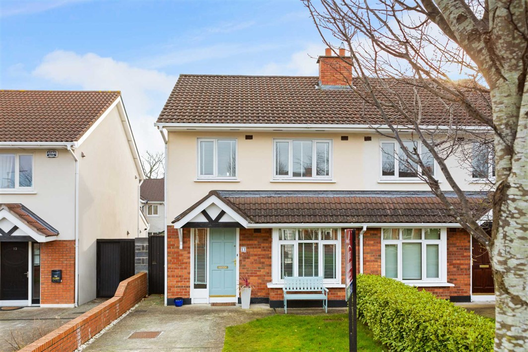 11 Orby Avenue, The Gallops, Leopardstown, Dublin 18, D18 VW20