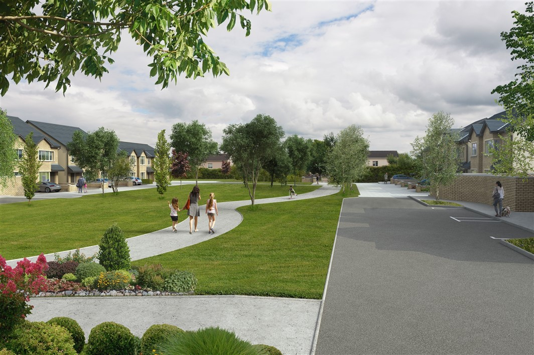 Castlewellan Park , Celbridge, Co. Kildare
