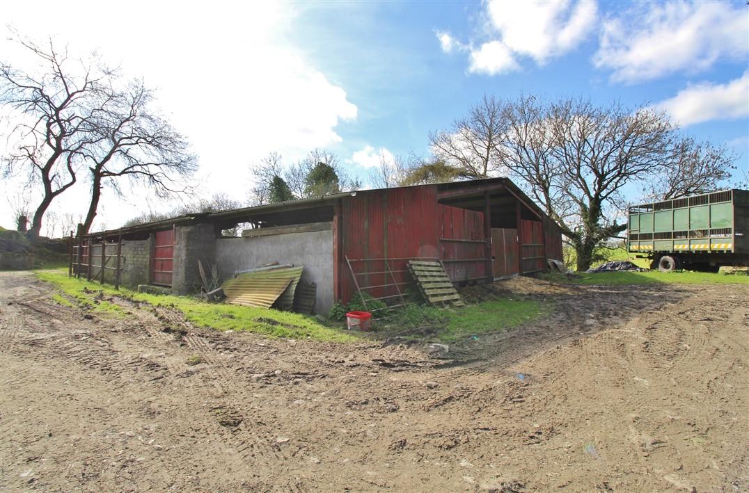 Farmyard & Derelict Residence On 40.66 Acres/ 16.453 Ha, Kilbaylet Lower, Donard, Co. Wicklow