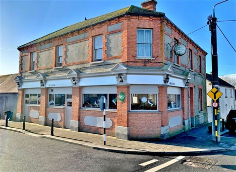 Unique Opportunity For A Discerning Operator, Headon's Commercial Premises, Market Square, Ballymore