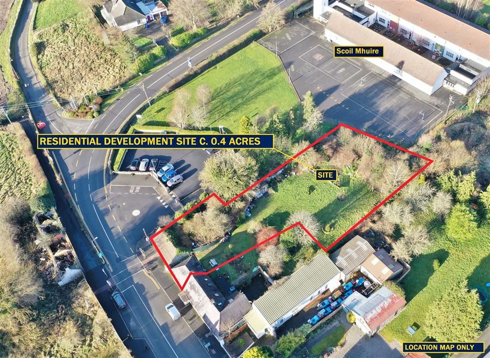 Residential Development Site C.0.4 Acre, Ballymore Eustace, Co. Kildare
