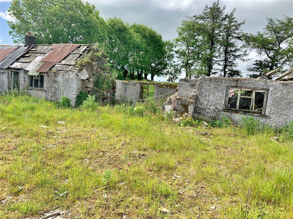 Cottage On C. 42 Acres, Cromwellstown Hill, Kilteel, Co. Kildare