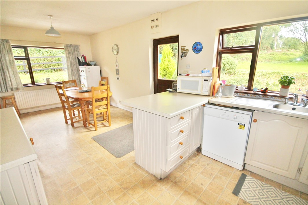 Bungalow On C. 1.2 Acres, Rathmore West, Naas, Co. Kildare