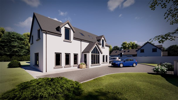1 Annagaul View, Rathmore, Naas, Co. Kildare