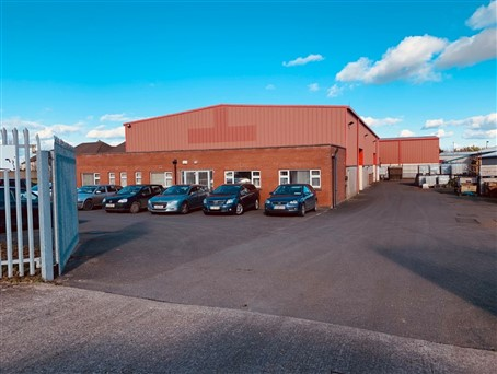 Warehouse/Office Unit c. 702 Sq.M. / 7, 563 Sq.Ft, Tullow, Co. Carlow