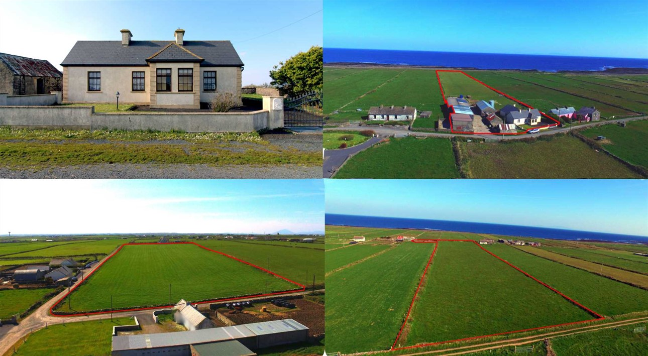 Estate of Anthony Walsh, Carrowmacbrien, Rathlee, Easkey, Co. Sligo, F26 H589