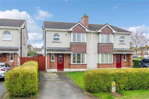 19 The Rise, Collegewood Park, Clane, Co. Kildare, W91 VK07