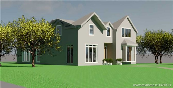 New Residence Stephenstown North Two Mile House, Naas, Co Kildare