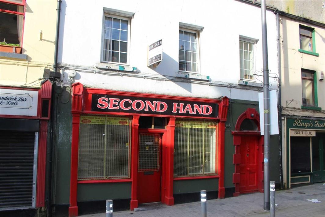 Narrow West Street, Drogheda