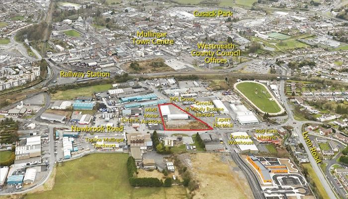 Zone A Mullingar Business Park, Mullingar, Westmeath