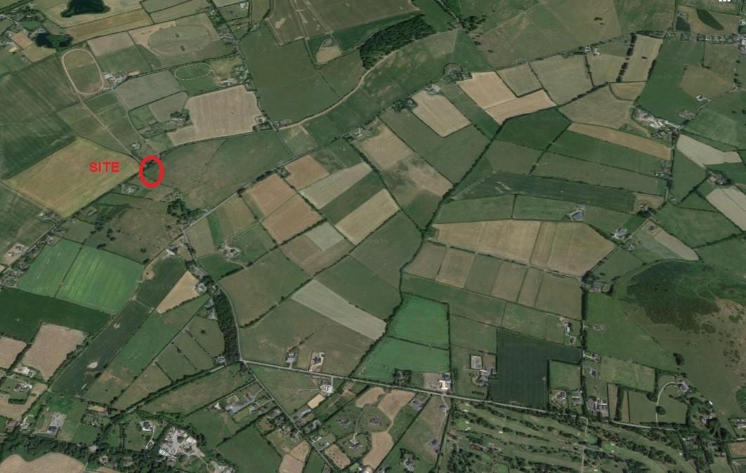Land C. 0.43 Hectares/1.06 Acres, Folio KE13304F, Boston, Straffan, Co. Kildare