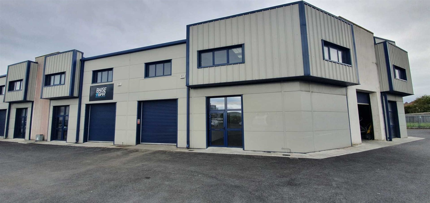 Unit 8, Riverstown Business Park, Tramore, Co. Waterford