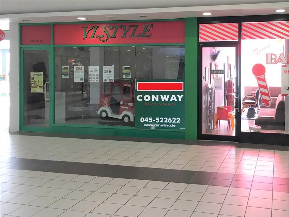 Kiosk 2 Kildare Town Centre, Claregate Street, Kildare, Co. Kildare.