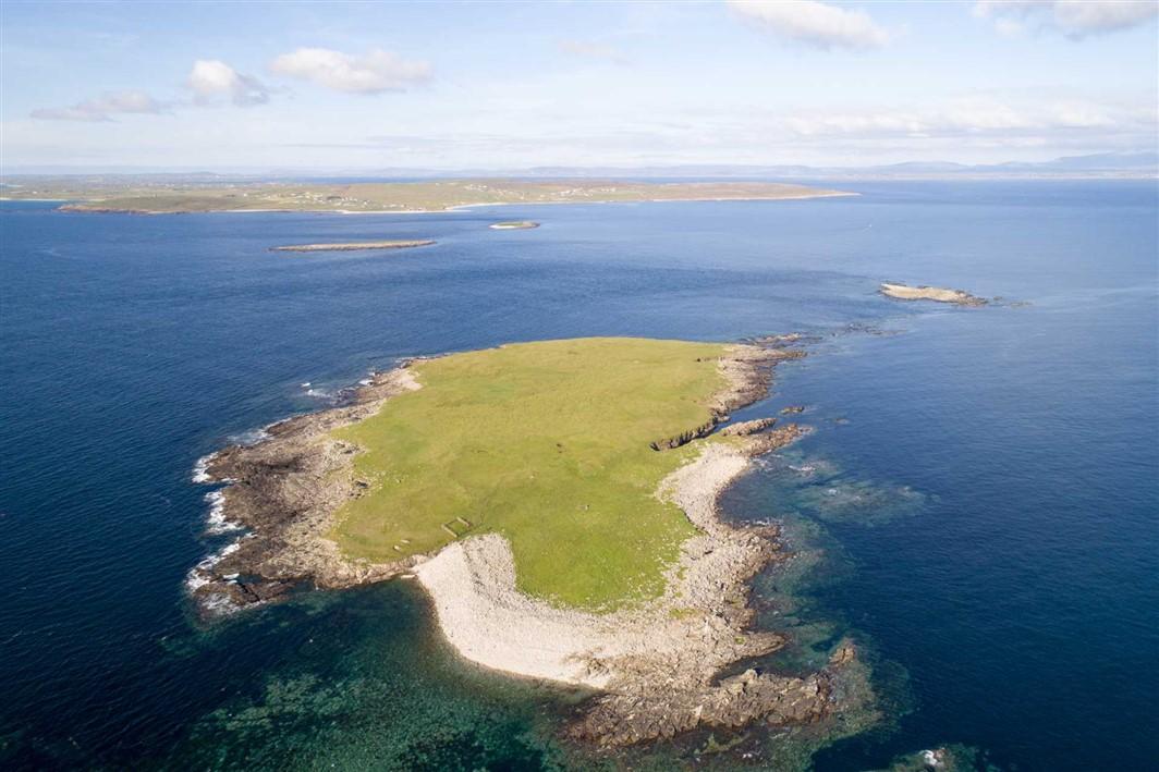 Duvillaun Beg Island, Belmullett, Co Mayo