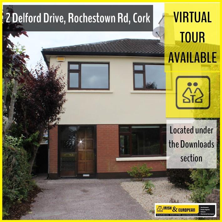 2 Delford Drive, Rochestown, Cork City, T12X9WK