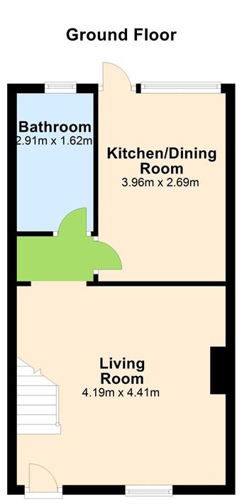 3 Webster`s Cottages, Annaville Avenue, Blackrock, Co. Dublin, A94 A6F5