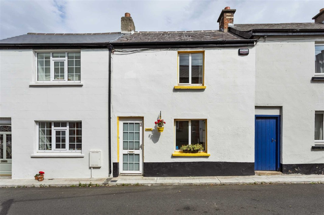 3 Webster`s Cottages, Annaville Avenue, Blackrock, Co. Dublin, A94 A6F5
