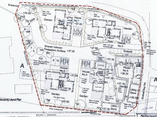 Bedrooms in Development land, Crosshaven Hill, Crosshaven, Cork, Cork - Commercial.ie