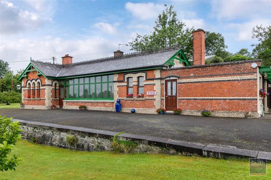 Ballyhaise Railway Station, Cloverhill, Belturbet, Co. Cavan, H14 Y772