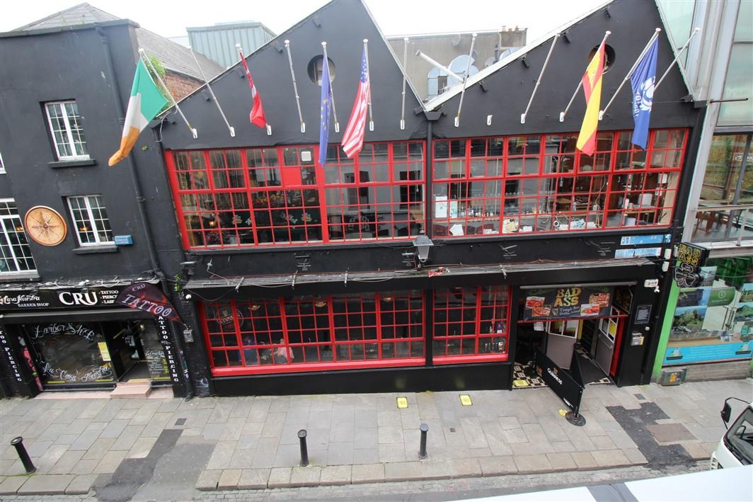 The Loft, 2-4 Crown Alley, Temple Bar, Dublin 2