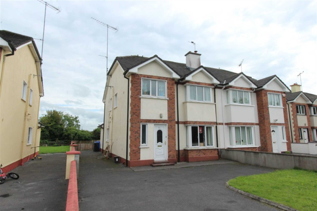 37 Glenview, Galway Road, Roscommon Town, Co. Roscommon, F42 K773