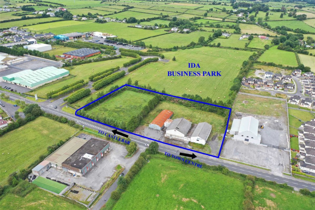 Racecourse Road, Roscommon Town, Co. Roscommon, F42 X621