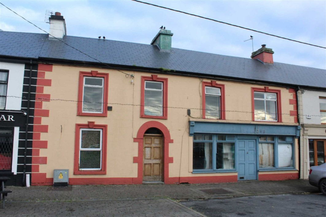 The Square, Mountbellew Town, Co. Galway, H53 AE77