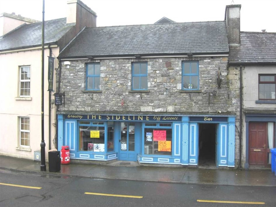 `The Sideline Bar`, Frenchpark Village, Co. Roscommon, F45 DD51