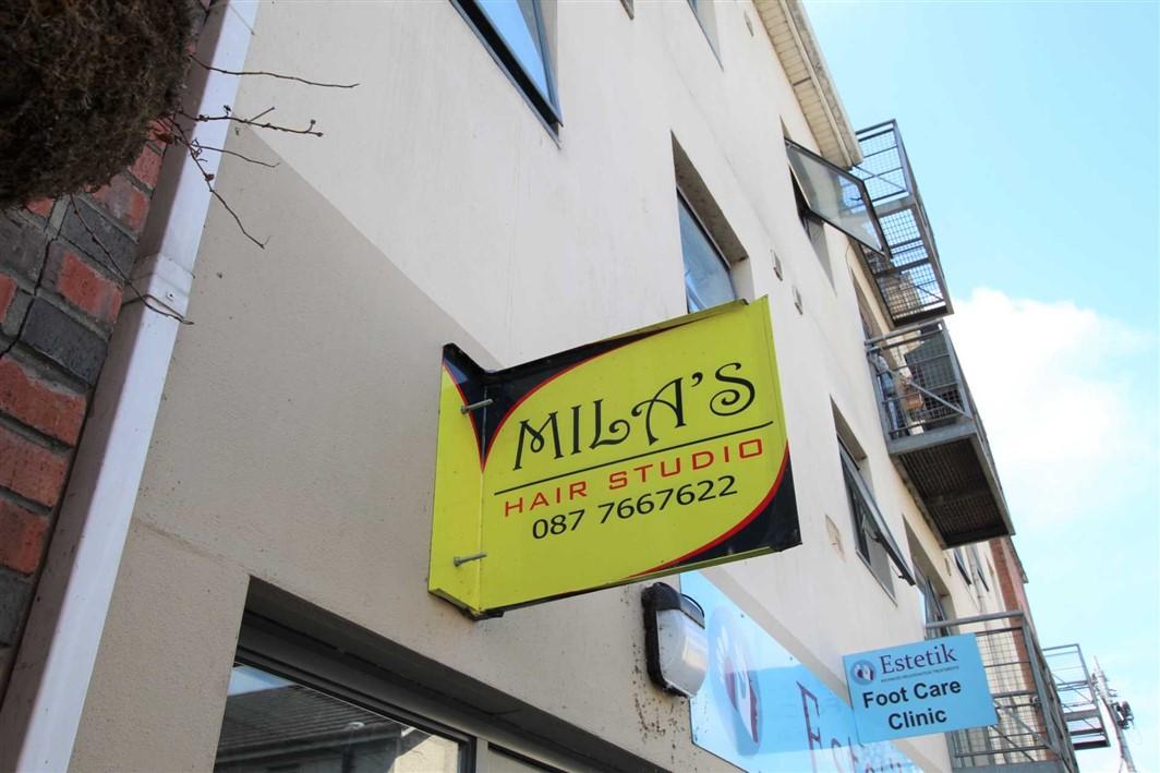 Mila`s Hair Salon, Bridgewater House, Clonmel