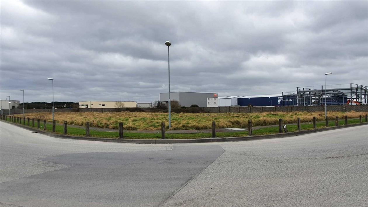1 Acre Industrial Site At Osberstown Industrial Estate, Naas, Co. Kildare