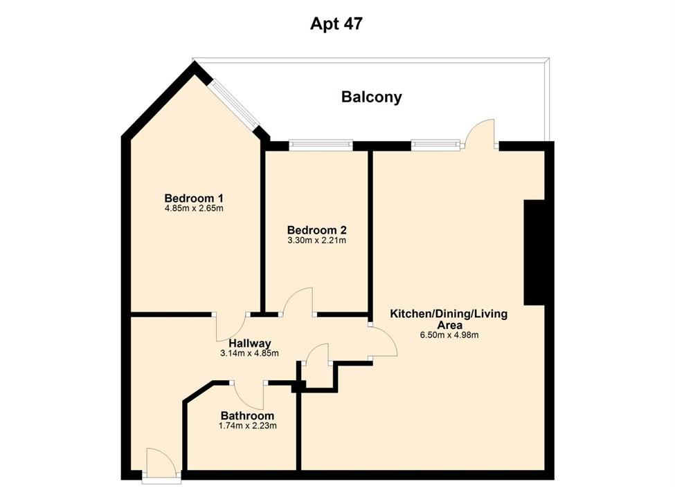 47 Brooklawn, Clontarf, Dublin 3, D03 NR13