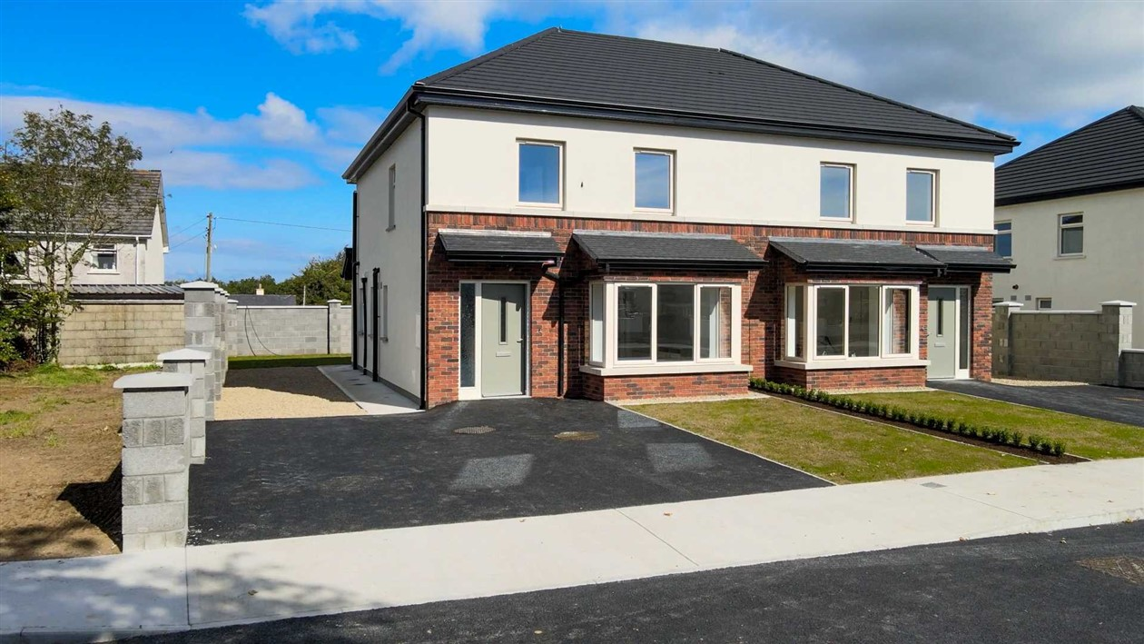 New Development, Sean Scoil, Clonaslee, County Laois