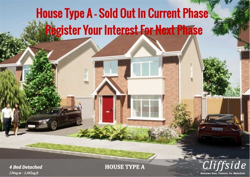 House Type A – 4 Bedroomed Detached House