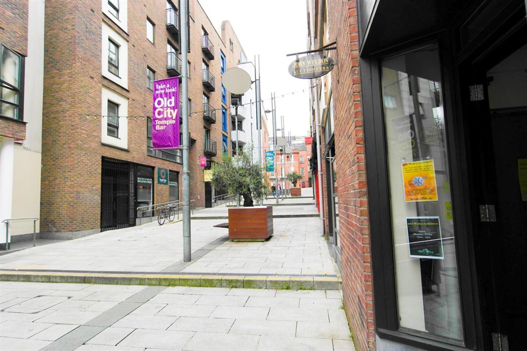 Apartment 1, Old City Music Hall, Cows Lane, Temple Bar, Dublin 2