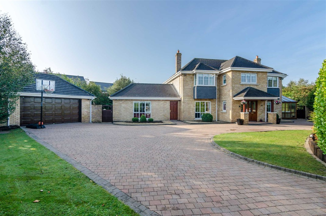 4 St. Johns Park South, Johnstown, Naas, Co. Kildare, W91 AD73