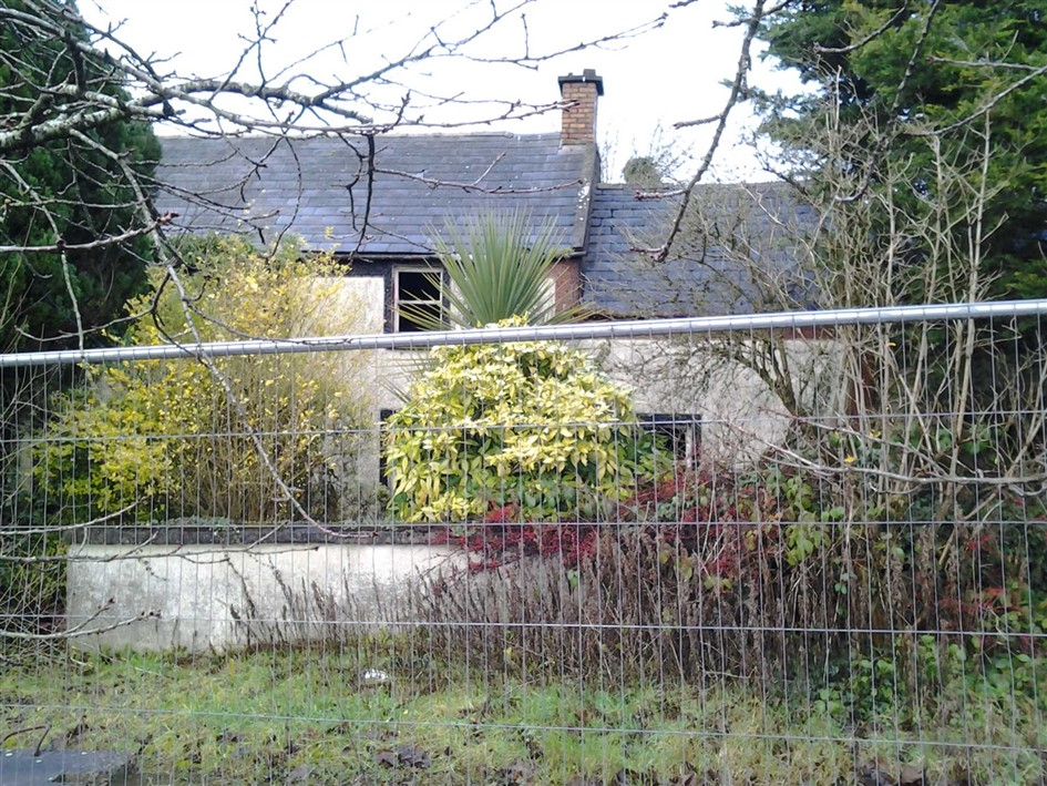 c. 0.32 acre (0.13 hectare) Development Land @ The Green, Hacketstown, Co. Carlow