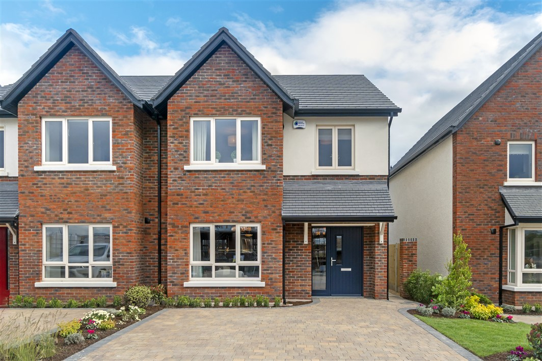 Millerstown, Maynooth Road, Kilcock, Kildare – 4 Bed Semi-Detached