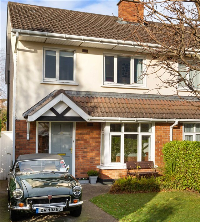 17 Orby Avenue, The Gallops, Leopardstown, Dublin 18, D18 AK13