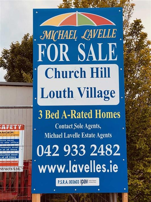 1 Church Hill, Louth Village