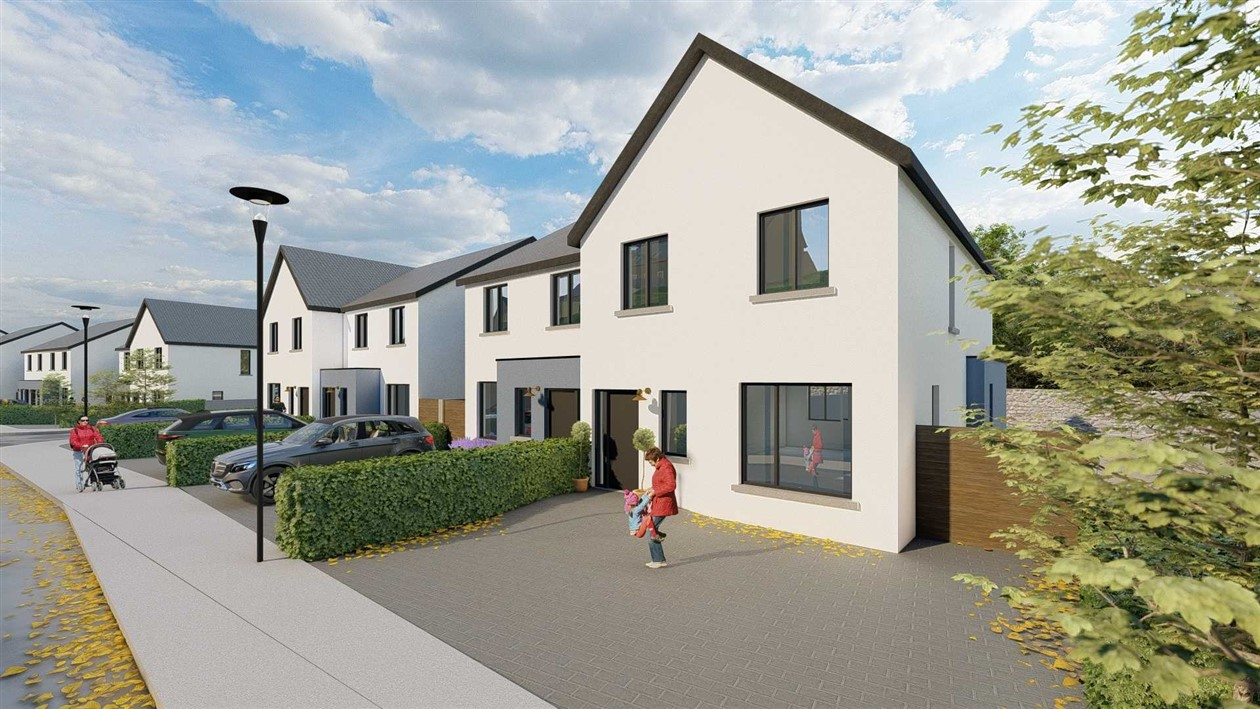 House Type H1 – L, Maple Place, Dunmanway Road