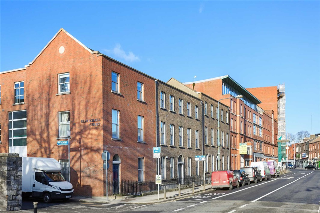 207 Blackhall Court, Smithfield, Dublin 7, D07 HN35
