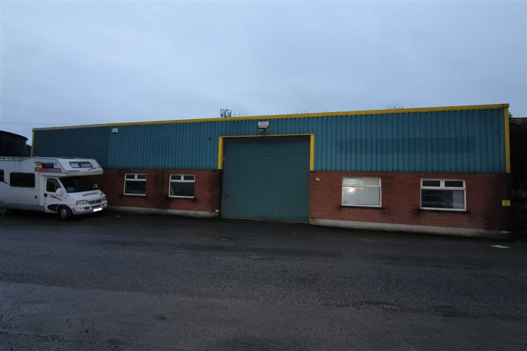Unit 4 Cappincur Industrial Estate, Cappincur Road, Tullamore, Co. Offaly